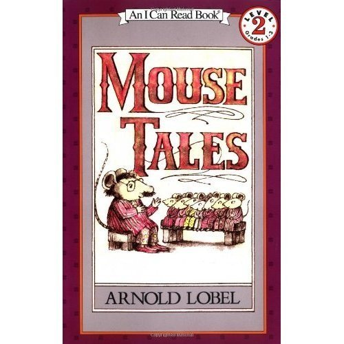 Arnold Lobel Mouse Tales