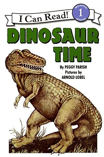Peggy Parish Dinosaur Time