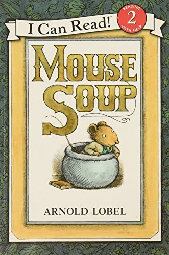 Arnold Lobel Mouse Soup