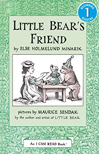 Else Holmelund Minarik Little Bear's Friend