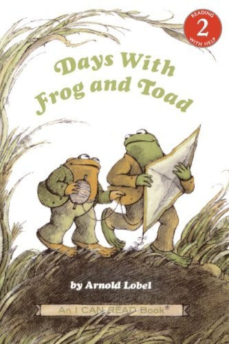 Arnold Lobel Days With Frog And Toad