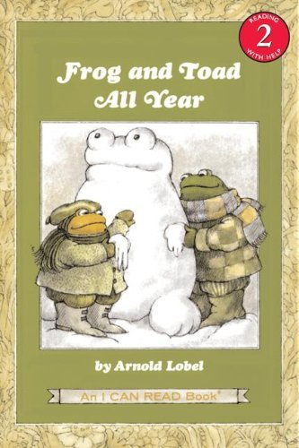 Arnold Lobel Frog And Toad All Year