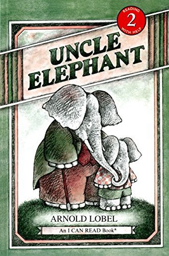 Arnold Lobel Uncle Elephant