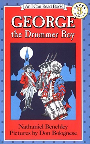 Nathaniel Benchley George The Drummer Boy