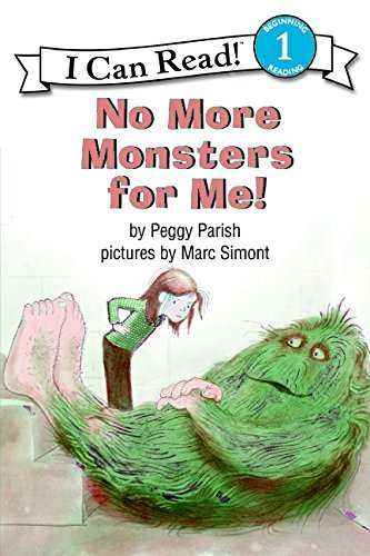 Peggy Parish No More Monsters For Me!