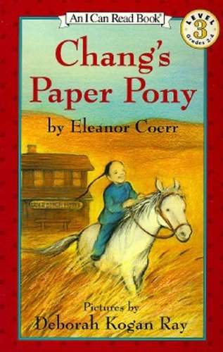 Eleanor Coerr Chang's Paper Pony Harper Trophy