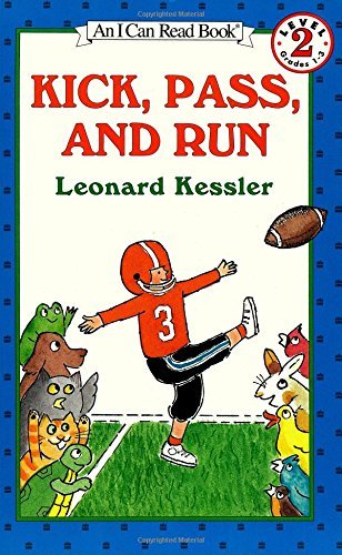 Leonard Kessler Kick Pass And Run
