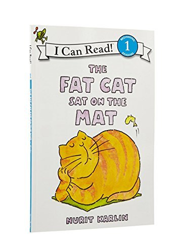 Nurit Karlin The Fat Cat Sat On The Mat