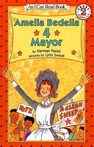 Herman Parish Amelia Bedelia 4 Mayor