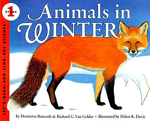 Henrietta Bancroft Animals In Winter Revised