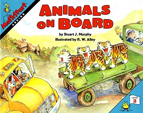 Stuart J. Murphy Animals On Board