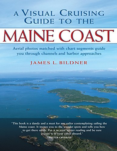 James Bildner A Visual Cruising Guide To The Maine Coast