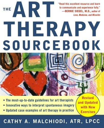Cathy Malchiodi The Art Therapy Sourcebook 0002 Edition;revised & Updat