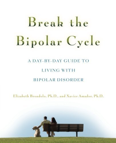 Elizabeth Brondolo Break The Bipolar Cycle A Day By Day Guide To Living With Bipolar Disorde
