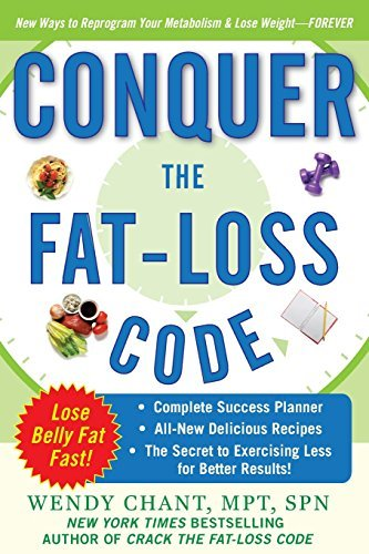 Wendy Chant Conquer The Fat Loss Code (includes Complete Success Planner All New Delicious Recip