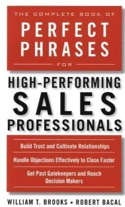 Robert Bacal The Complete Book Of Perfect Phrases For High Perf