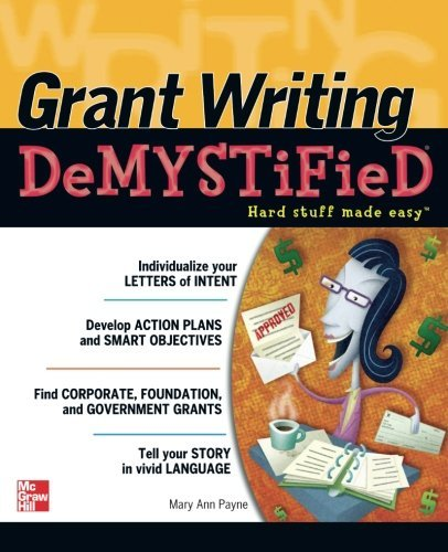 Mary Ann Payne Grant Writing Demystified