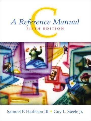 Samuel P. Harbison C A Reference Manual 0005 Edition;