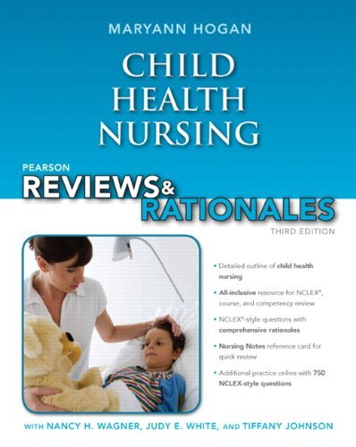 Mary Ann Hogan Child Health Nursing 0003 Edition;