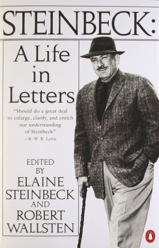 John Steinbeck Steinbeck A Life In Letters