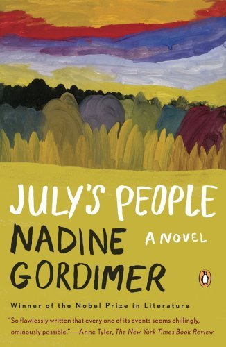 Nadine Gordimer Gordimer July's People