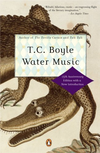 T. Coraghessan Boyle Water Music