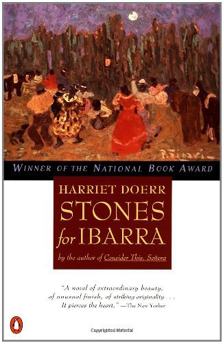 Harriet Doerr Stones For Ibarra