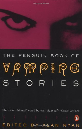 Various Vampire Stories The Penguin Book Of