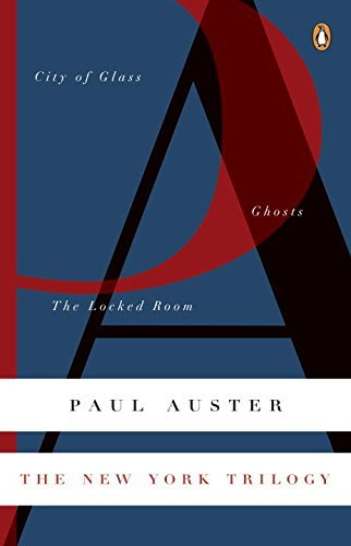 Paul Auster The New York Trilogy City Of Glass Ghosts The Locked Room