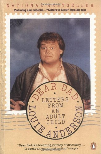 Louie Anderson Dear Dad Letters From An Adult Child