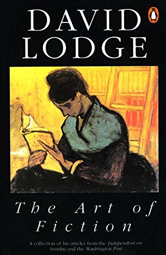 David Lodge The Art Of Fiction Illustrated From Classic And Modern Texts