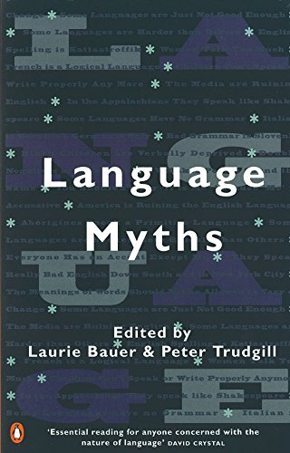 Laurie Bauer Language Myths