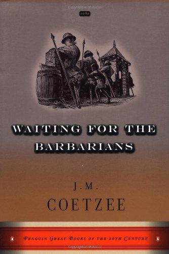 J. M. Coetzee Waiting For The Barbarians