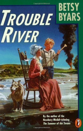 Betsy Byars Trouble River