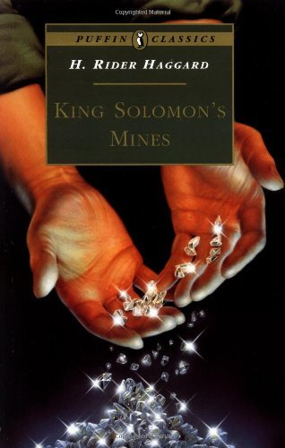 H. Rider Haggard King Solomon's Mines Revised