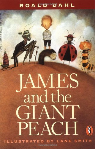 Roald Dahl James And The Giant Peach A Children's Story