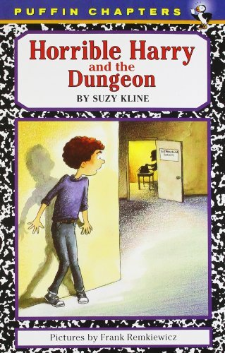 Suzy Kline Horrible Harry And The Dungeon