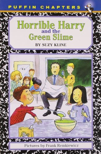 Suzy Kline Horrible Harry And The Green Slime