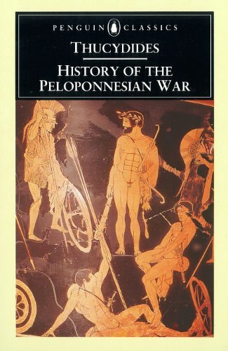 Thucydides The History Of The Peloponnesian War Revised Edition Revised