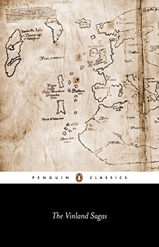 Anonymous The Vinland Sagas The Icelandic Sagas About The First Documented Vo