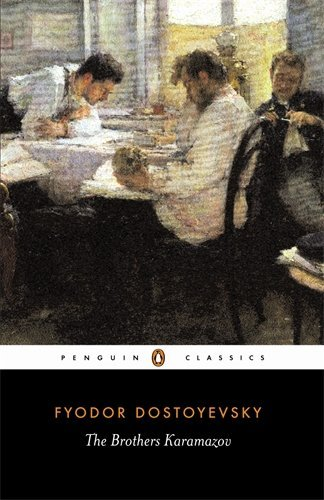 Fyodor Dostoyevsky The Brothers Karamazov A Novel In Four Parts And An Epilogue