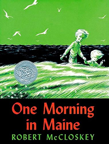 Robert Mccloskey One Morning In Maine