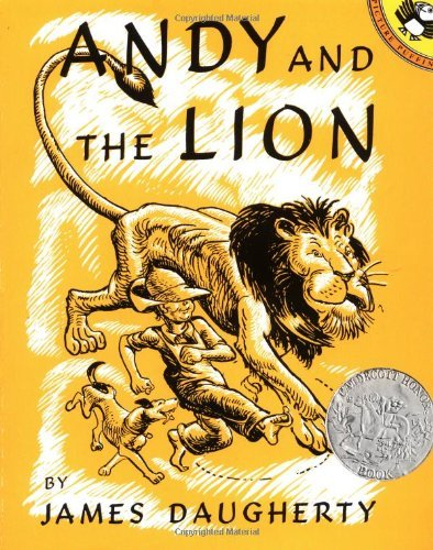 James Daugherty Andy And The Lion