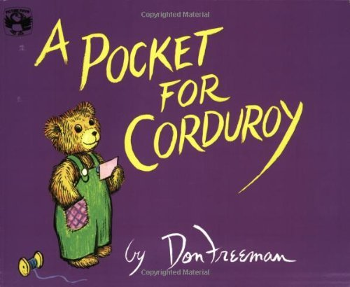 Don Freeman A Pocket For Corduroy