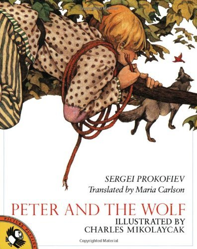 Sergei Prokofiev Peter And The Wolf