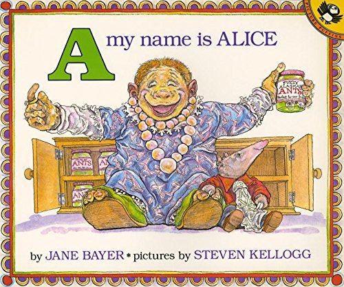 Jane E. Bayer A My Name Is Alice