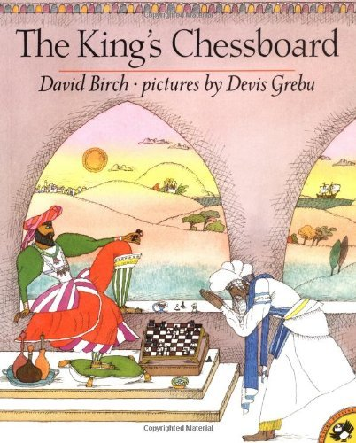 David Birch The King's Chessboard