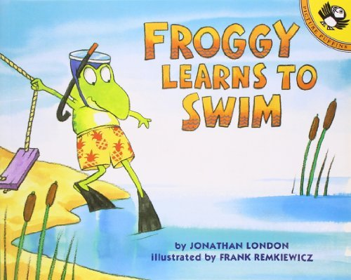 Jonathan London Froggy Learns To Swim