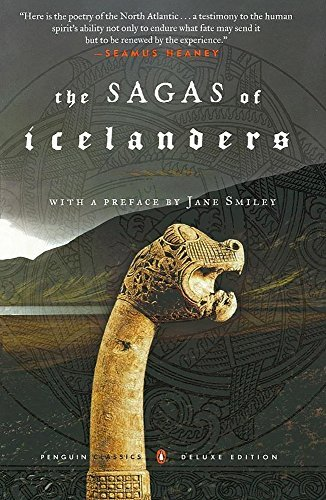 Various The Sagas Of Icelanders (penguin Classics Deluxe Edition)