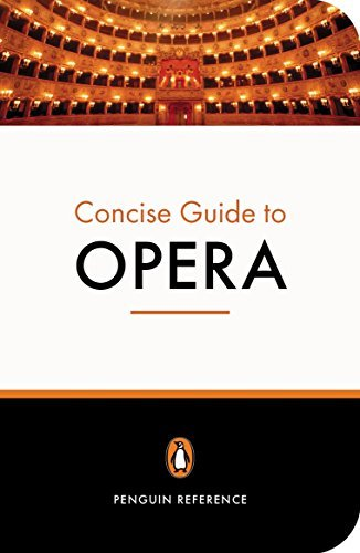 Amanda Holden The Penguin Concise Guide To Opera